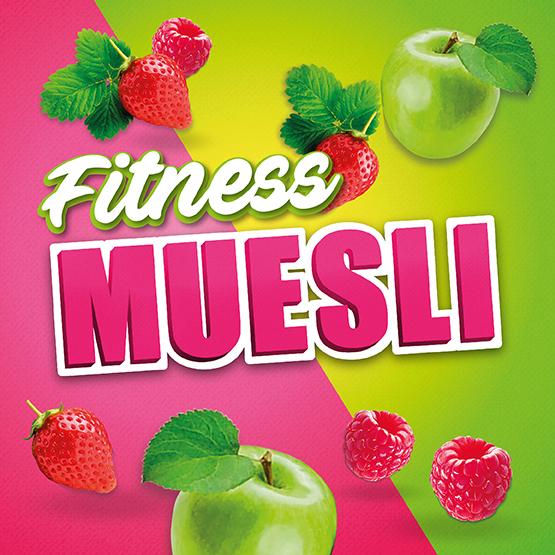 Fitness Muesli